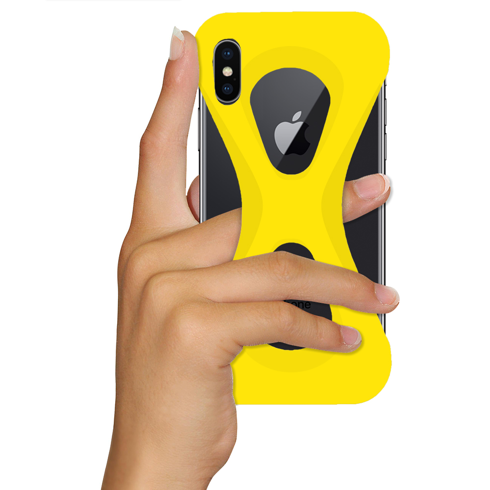 Palmo for iPhoneXS/X Yellow